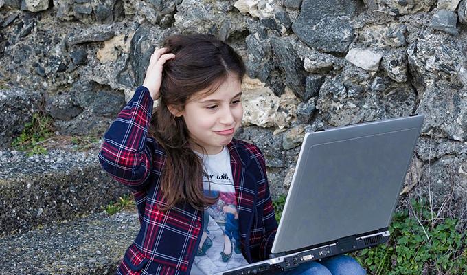 adolescentes na internet