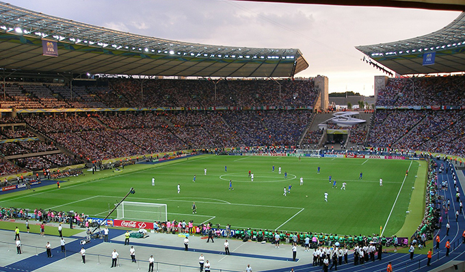 segurança na Copa