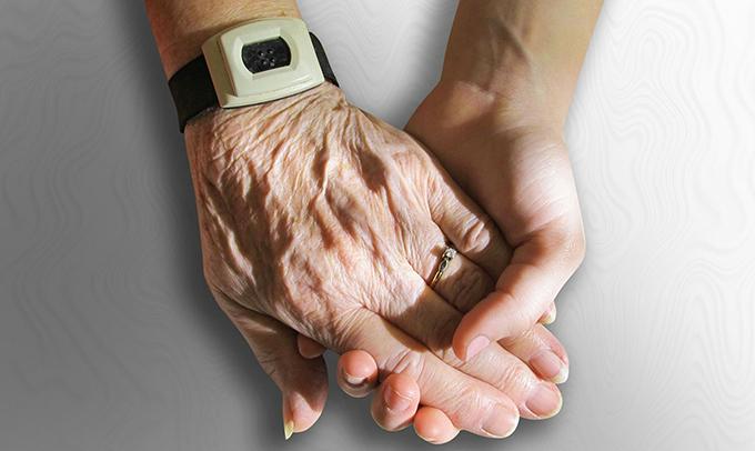 violência contra o idoso