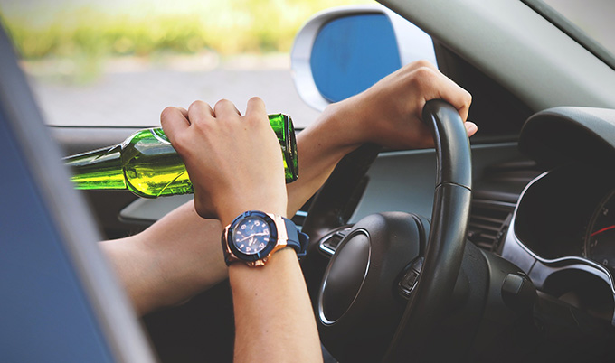 dirigir embriagado