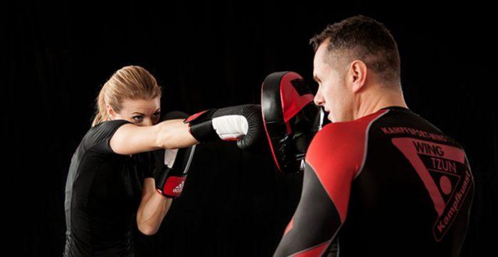 técnicas de defesa pessoal