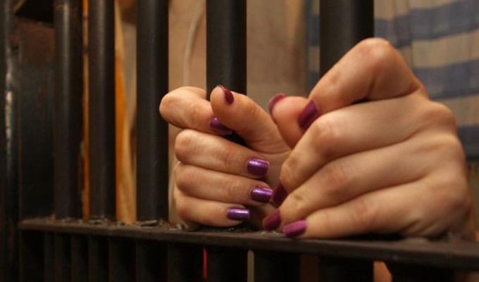 população carcerária feminina