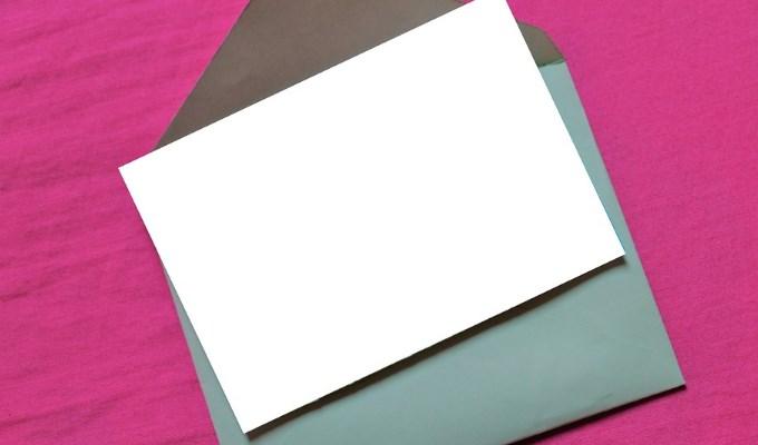 Golpe do envelope vazio